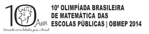 Premiação Nacional - OBMEP 2013